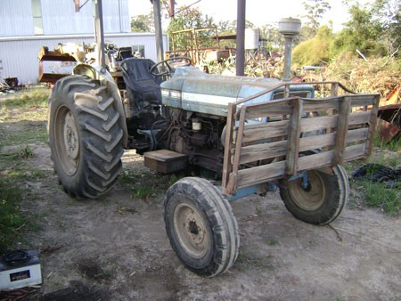 Ford 4000 - GT2161
