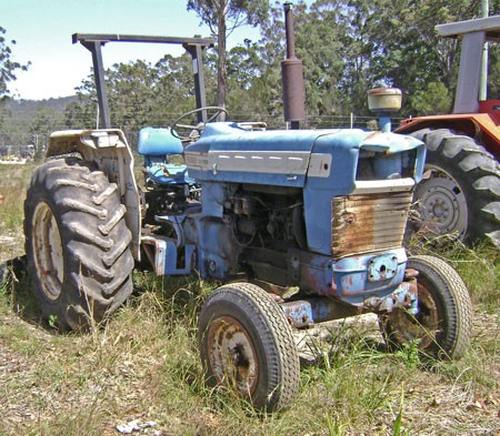 Ford 5000 - GT2164