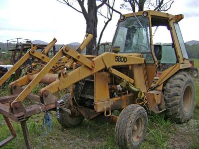 Case 580D - GT2182