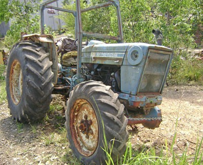 Ford 4600 - GT2193