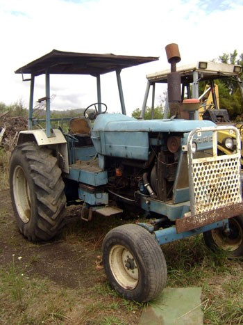 Ford 6700 - GT2218