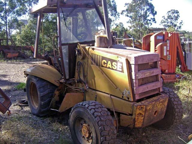 Case 580K - GT2272