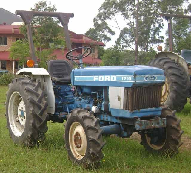 FORD 1710 Tractor - TEST01