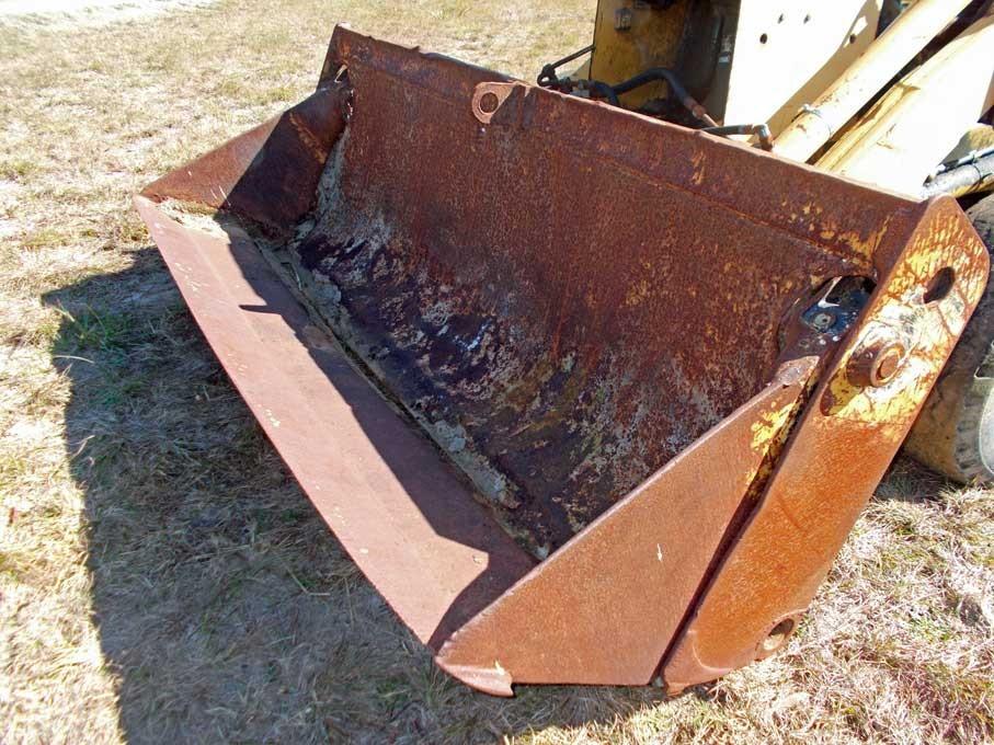 Ford 655 FEL Bucket - BKGT2345